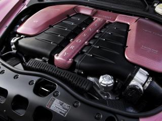 обои Mansory Bentley Continental GT Vitesse Rose 2009 мотор фото