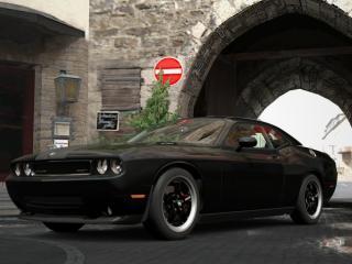 обои Dodge challenger srt8 на Арвайлер - улица фото