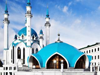 обои Мечеть в Казани фото