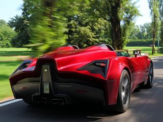 обои Spada Vetture Sport Codatronca Monza гонка фото