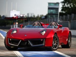 обои Spada Vetture Sport Codatronca Monza красивый фото