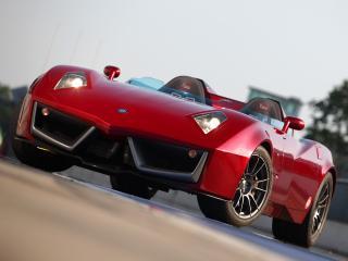 обои Spada Vetture Sport Codatronca Monza на искосок фото