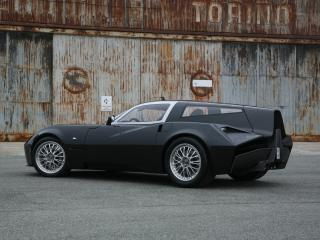 обои Spada Vetture Sport Codatronca TS бок фото