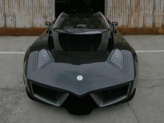 обои Spada Vetture Sport Codatronca TS передок фото