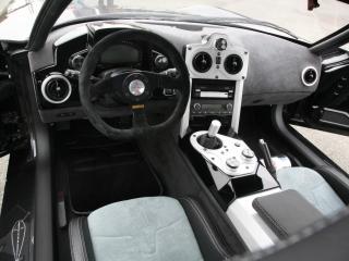 обои Spada Vetture Sport Codatronca TS салон фото
