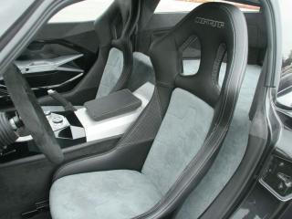 обои Spada Vetture Sport Codatronca TS сиденье фото