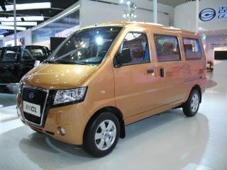 обои Gonow Minivan сбоку фото