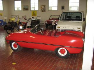 обои Goggomobil Dart музей фото