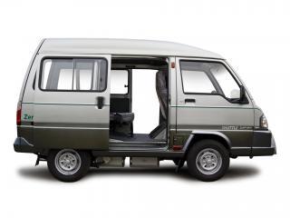 обои ZAP Van Shuttle бок фото