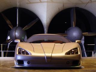 обои Shelby Super Cars Aero-S лопасти фото