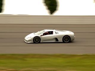 обои Shelby Super Cars Aero-S трасса фото