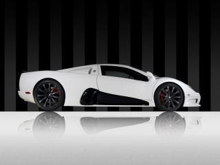 обои Shelby Super Cars Ultimate Aero бок фото