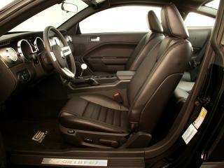 обои Shelby GT салон фото