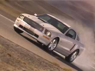обои Shelby GT скорость фото