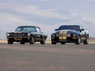 обои Shelby GT-H красавцы фото