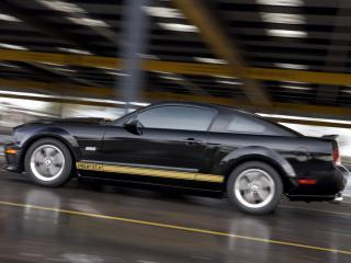 обои Shelby GT-H мчиться фото