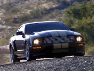обои Shelby GT-H сильный фото