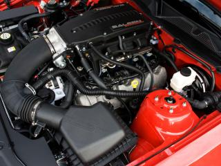 обои Saleen S435 мотор фото