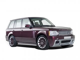 обои Overfinch Range Rover Country Pursuits Concept боком фото