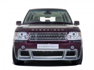 обои Overfinch Range Rover Country Pursuits Concept спереди фото