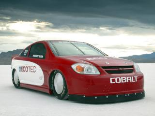 обои SO-CAL Chevrolet Cobalt SS красный фото