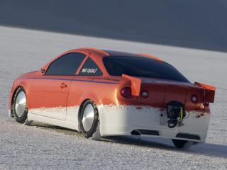 обои SO-CAL Chevrolet Cobalt SS скорость фото