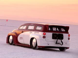 обои SO-CAL Chevrolet HHR боком фото