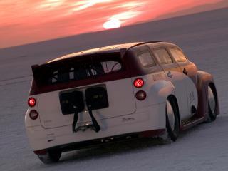 обои SO-CAL Chevrolet HHR сзади фото