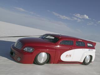 обои SO-CAL Chevrolet HHR скорость фото
