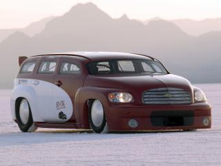 обои SO-CAL Chevrolet HHR спереди фото