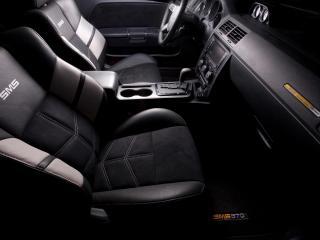 обои SMS Supercars Dodge Challenger 570 салон фото