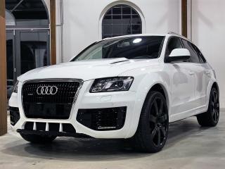 обои ENCO Audi Q5 боком фото