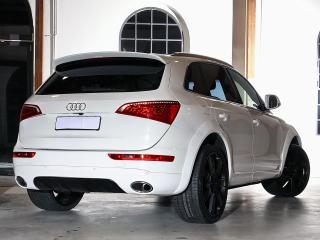 обои ENCO Audi Q5 сзади фото