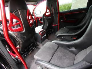 обои ENCO Porsche Cayenne 700 GT Biturbo Gladiator салон фото