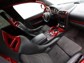 обои ENCO Porsche Cayenne 700 GT Biturbo Gladiator спереди фото