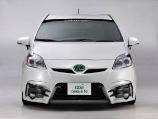 обои ASI Toyota Prius перед фото