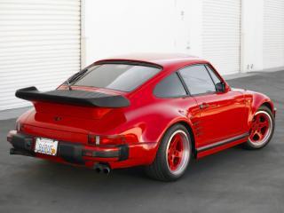 обои Ruf 911 Turbo Slantnose сзади фото