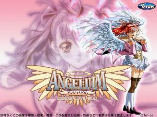 обои Ангелиум фото