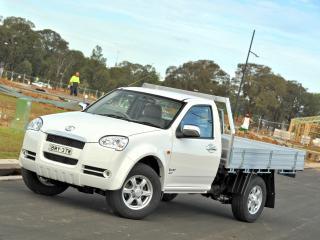 обои Great Wall V240 Single Cab грузовичек фото