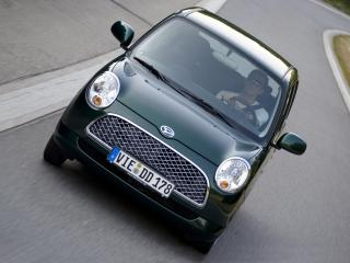 обои Daihatsu Trevis зеленый фото