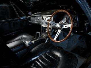 обои AC 428 Coupe by Frua руль фото