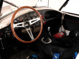 обои AC Cobra Le Mans (MkI) 1963 руль фото
