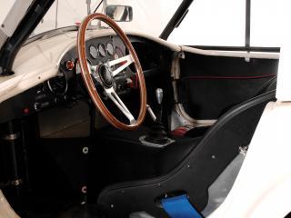 обои AC Cobra Le Mans (MkI) 1963 салон фото