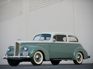 обои Packard 110 2-door Touring Sedan сбоку фото