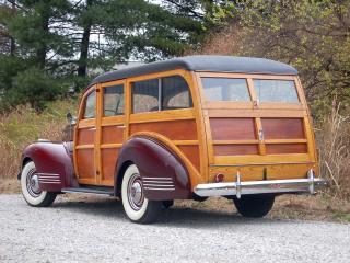 обои Packard 110 Station Wagon зад фото