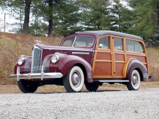обои Packard 110 Station Wagon спереди фото