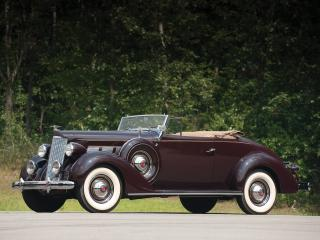 обои Packard 120 Convertible Coupe без крыши фото