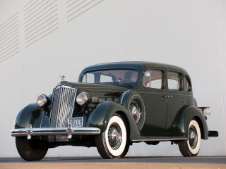 обои Packard 120 Sedan вперед фото