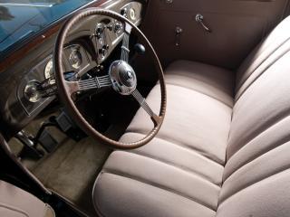 обои Packard 120 Sedan руль фото