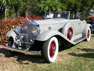 обои Packard 902 Coupe Roadster боком фото